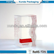 Hot Sale folding gift box blister low cost cosmetic packing High Quality Printed Plastic packaging box