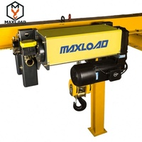 5 Ton Electric Wire Rope Hoist With Failsafe Brake