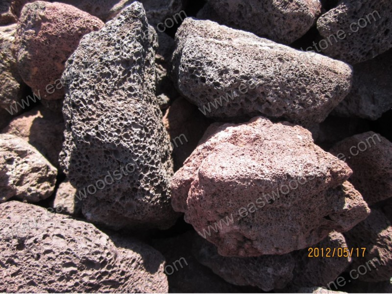 Different Types Of Lava Rocks For House/garden/backyard Decoration
