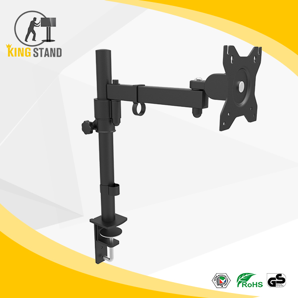 "Desktop Monitor Mount LCD VESA Monitor Mount Desk Mount Bracket for 13""-27"" Screens"
