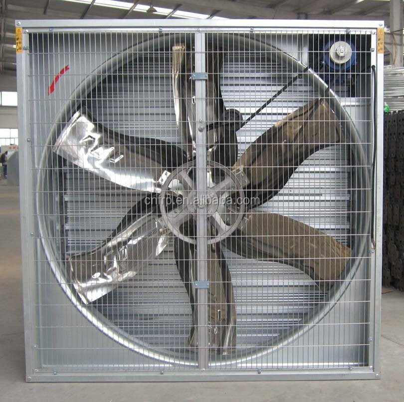 50 inch wall mounted exhaust fan agricultural/industrial/poultry ventilator