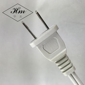 American Nema 1 - 15p Plug 2 Pin 125v Ul Polarized Power Cord ...
