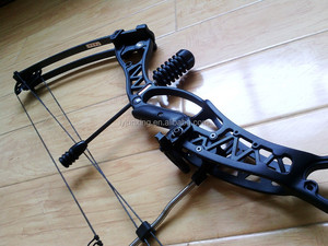 M106 New compound bow 40-60lb magnesium alloy riser, hunting archery bow