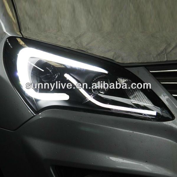 For Hyundai Avante I35 Elantra Led Head Lights 2011-14 Year