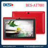Excellent quality(high quality) WIFI Android 4.2 7 inch whole sale q88 allwinner a13 mid