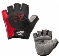 Outdoor Sports Half Finger Short Gloves Riding Gloves #RG-09