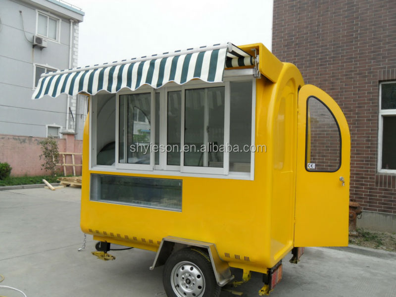 Hot Sale Commercial Coffee Vending Carts With Canopy Buy