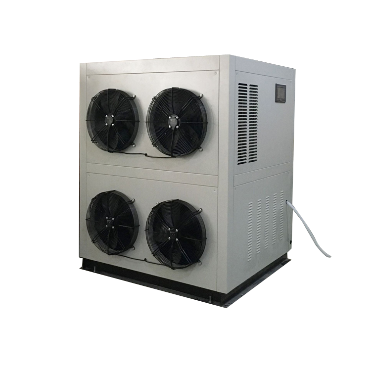 30kg/h water removal big cabinet air conditioning dehumidifier 380v 50hz 3 phases