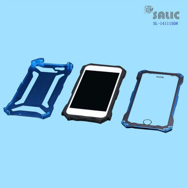 for iphone 6 metal anti-shock waterproof case