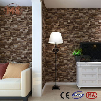Pvc 3d efecto piedra proyecto de pvc de revestimiento de for Revestimiento de pvc para paredes precios