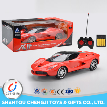 New Model 1 16 Emulation 27mhz Remote Control Space Car Toy