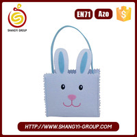 Easter Wholesale Inexpensive Gift Bag with Bunny Long Ear