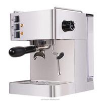 GS /CE certificate semi automatic coffee machines espresso /cappuccino coffee maker