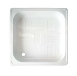 enamel steel shower tray deep shower tray enamel shower base