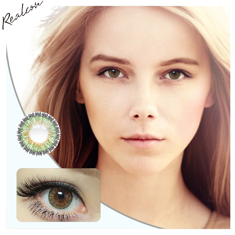 Wholesale Magic Eye Colored Eyes Contact Lens Manufacturer