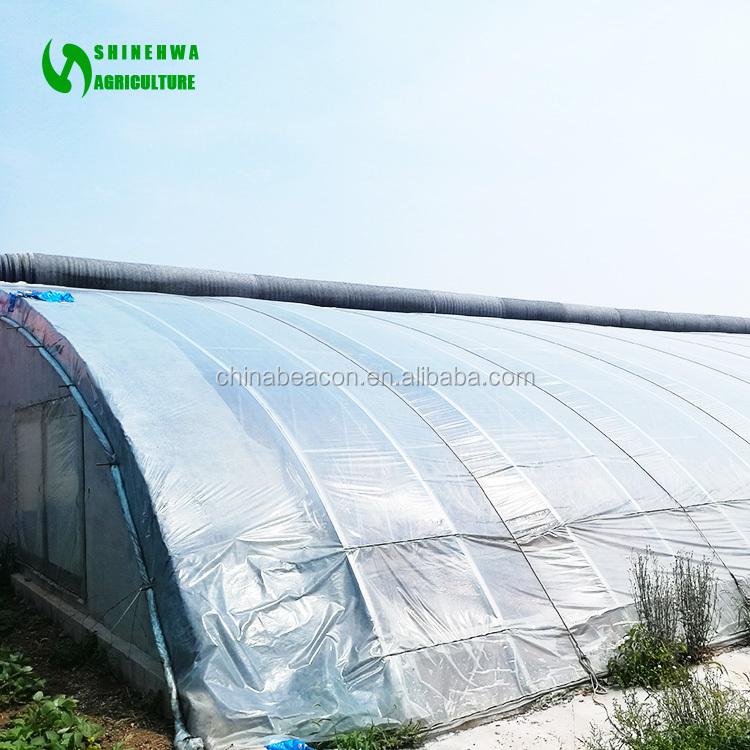 Greenhouse Sunlight Shading System