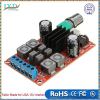 New 2x50W Digital Power Amplifier Board 5V To 24V Dual Channel Stereo AMP TPA3116D2 4 orders