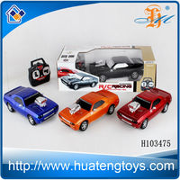 Scare 1:8 Dodge Challenger 4 Channel RC cars for sale cheap remote control car for kids in 2014