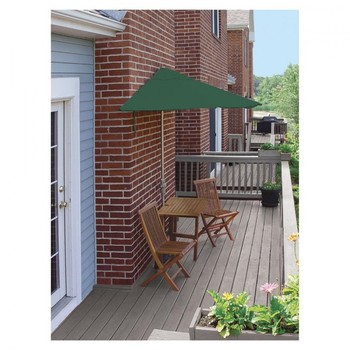 Attrayant 2.7M Half Patio Umbrella
