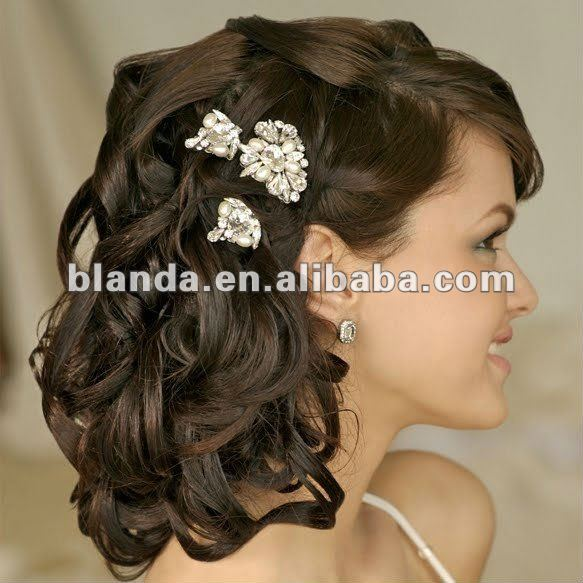 Clip In Hair Extension For Wedding Hairstyle Buy Full Head Clip In