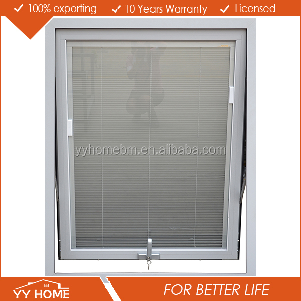 windows with built in blinds australia
