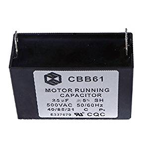 get quotations � share capacitor fan motor running capacitor electric fan  capacitor 2 5uf 450v cbb61 capacitor