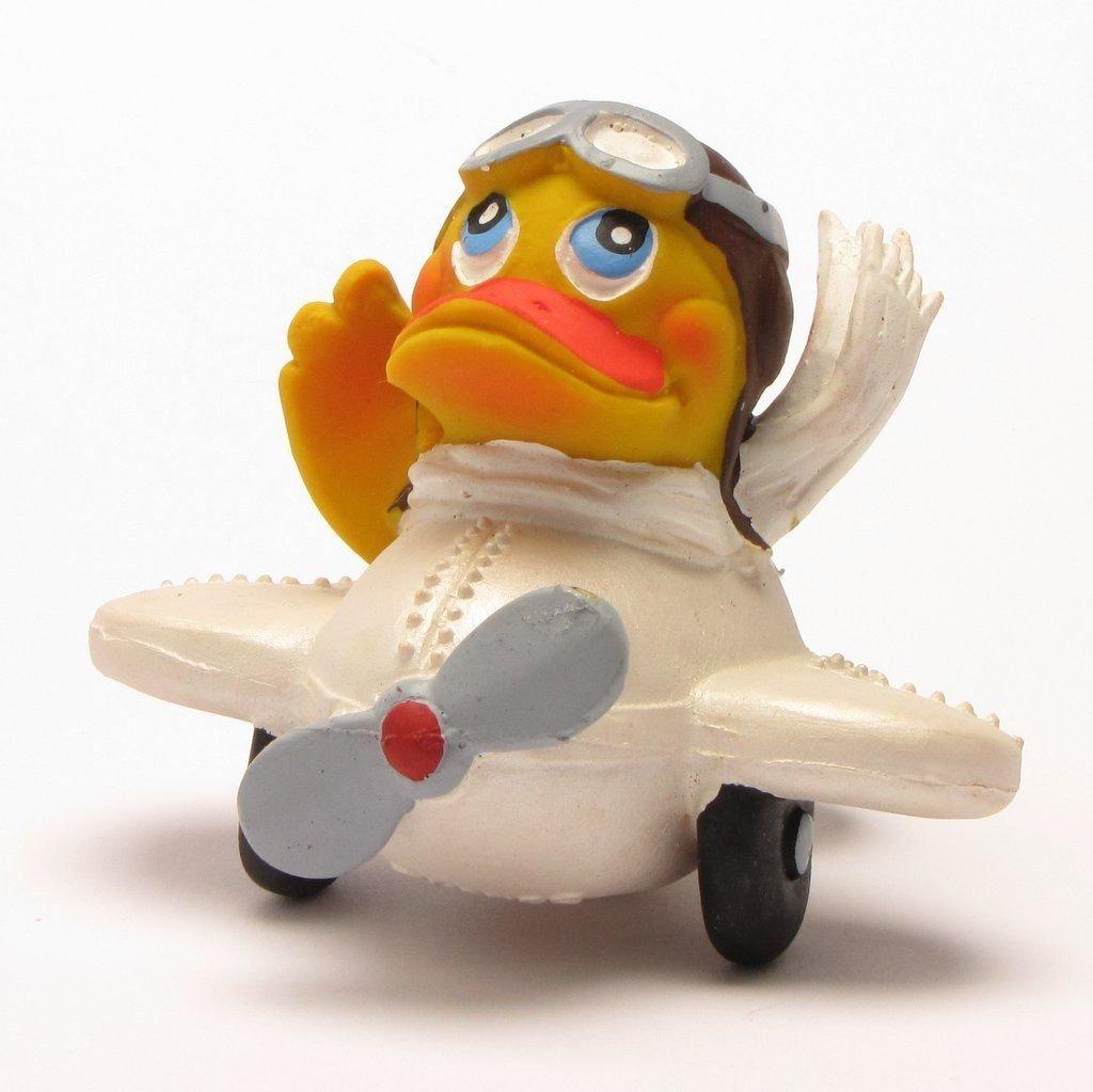 Plane Lanco Rubber duck-bath duck /ITEM#HGO-IW 73ET257784