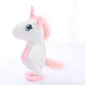 Interesting kawaii new model so real sample animal walking animal walking plush toy