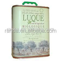 5L Olive Oil can with flexible spout