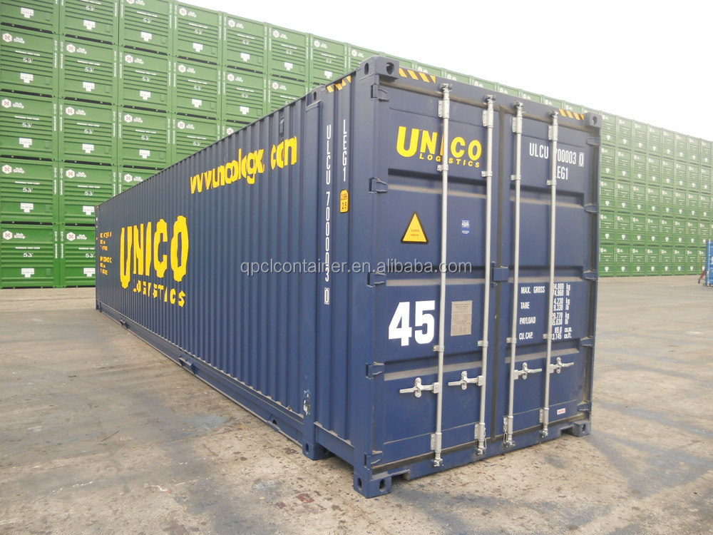 Mytext 45ft Pallet Wide Container Buy Shipping Container