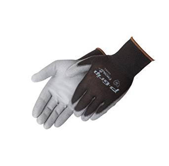 165f7c2ea9f Get Quotations · Liberty P-Grip Ultra-Thin Polyurethane Palm Coated Plain  Knit Glove with 13-