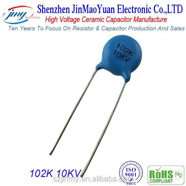 Top Quality High Voltage 10kv 471k Chip Ceramic Capacitors ...