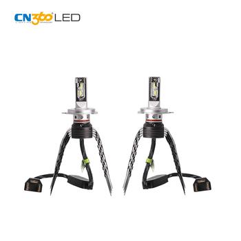 Focused Lighting 26w 4000lm Auto Head Lights Led H4 Car Headlight Product On Alibaba