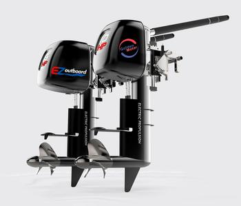 3hp electric propulsion outboards inboards drive kits for 6hp outboard motor electric start