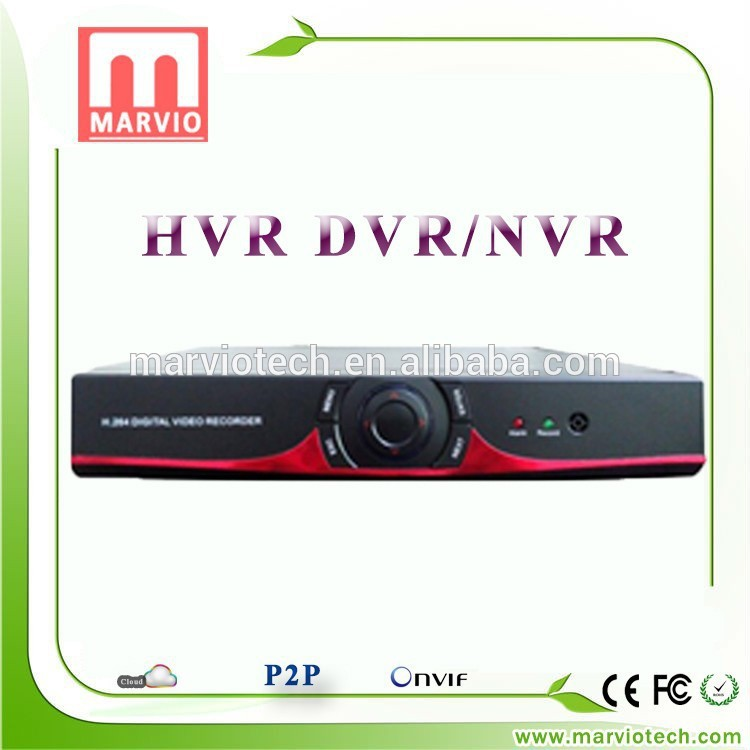 [Marvio HVR&DVR Series] cctv dvr motherboard 4ch/8ch/16ch h.264 standalone cctv dvr h.264 network video recorder