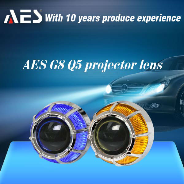 Accessories For Honda Accord Q5 Projector Hid Projector Lens Kit ...