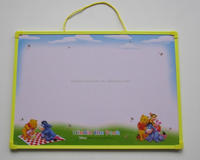 Popular Children drawing board with markers and easy to wipe