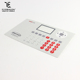 Custom Membrane Control Panel 5 Button Polydome Membrane Switch