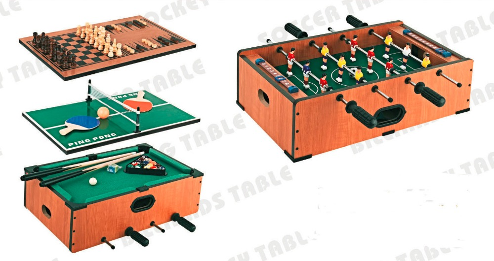 3 In 1 Multi Game Table, 3 In 1 Multi Game Table Suppliers And  Manufacturers At Alibaba.com
