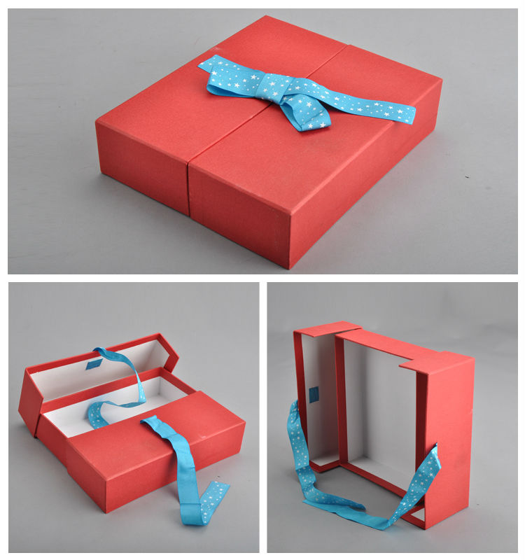 Foldable Magnetic Closure Paper Dolls Paper Box Gift Box Packaging