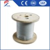 6x7+FC Galvanized Steel Wire Rope Galvanized Steel Cable with Right Regular Lay