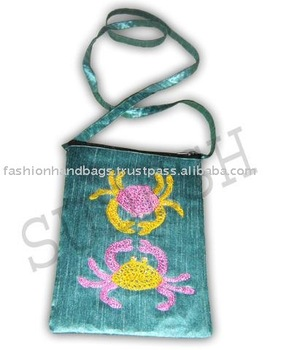 indian embroidered bags,Embroidered Passport Bags