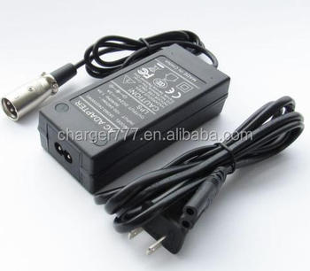 NEW 24V2A Battery Charger Scooter Charger for mobility Scooter US plug