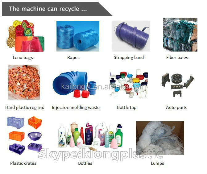 Pp Pe Pet Waste Plastic Recycling Plant For Sale View