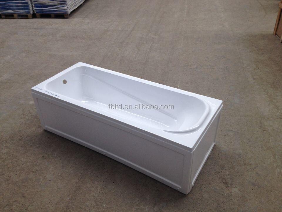 Vasca Da Bagno Con Telaio : Grembiule vasca da bagno acrilica con telaio e gambe passò iso