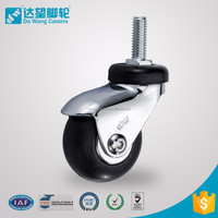 load 57 84 kg hollow kingpin office chair caster