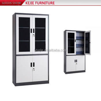 Steel Inner Safe Glass Doors Filing Cabinet Malaysia Metal Storage File  Cabinet Iron Filing Cupboard