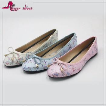 8cb05f665048 women girl flat belly shoes lady basic ballerina cheap women  s ballerinas