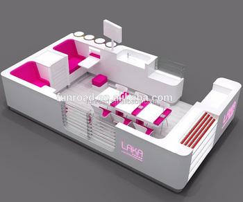 Nail Bar Interior Design Nails Accessories Manicure Table Salon