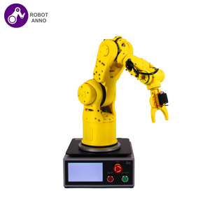 Small 7 Axis Educational Robotic Arm For University Teaching